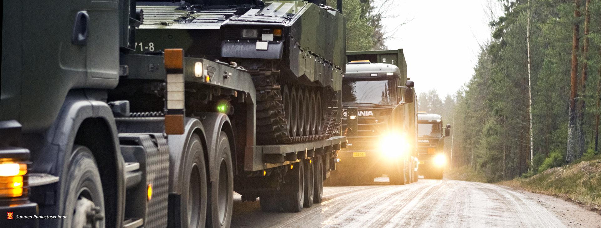 Logistiikkaupseerit ry - logistinen kuljetus